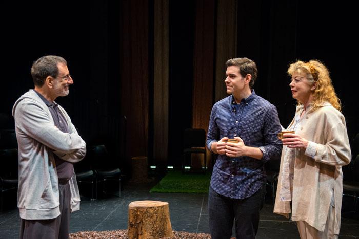 The Great God Pan - David Kwiat, Nicholas Richberg & Angie Radosh