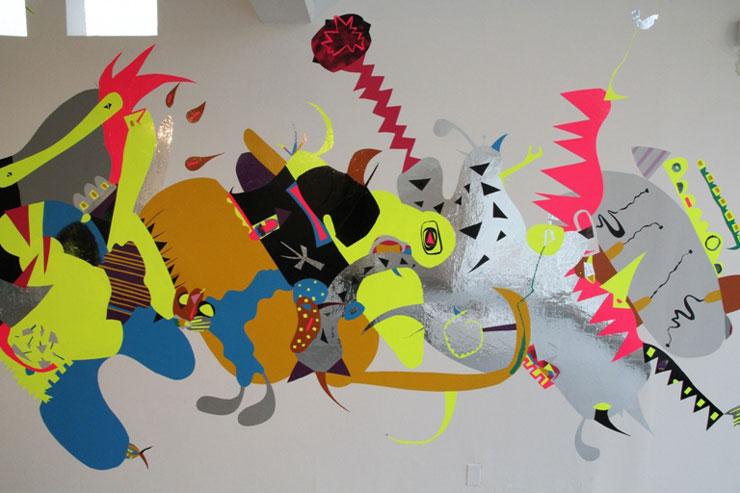 Wall Detail by Gustavo Oviedo