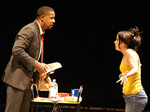 Ethan Henry and Tanya Bravo (photo by Eileen Suarez)