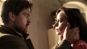 (from left): Ronald Zehrfeld, Nina Hoss.