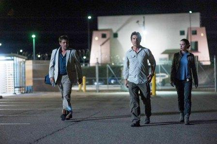 Benicio Del Toro, Josh Brolin and Emily Blunt in