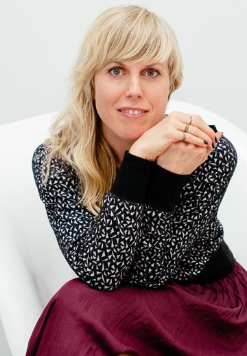 Jenny Larsson.