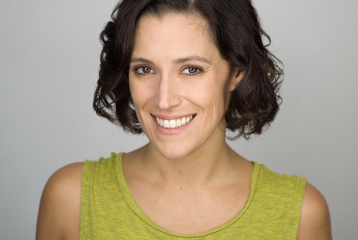 Choreographer Sandra Portal-Andreu.
