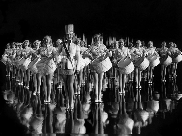 Footlight Parade.