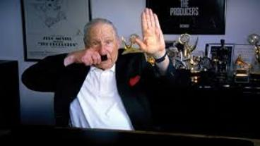 Mel Brooks in