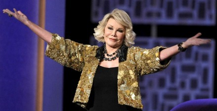 Joan Rivers passed away just before she was to be interviewed for