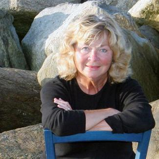 Joan Anderson, author of