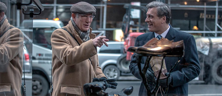 Richard Gere in the movie