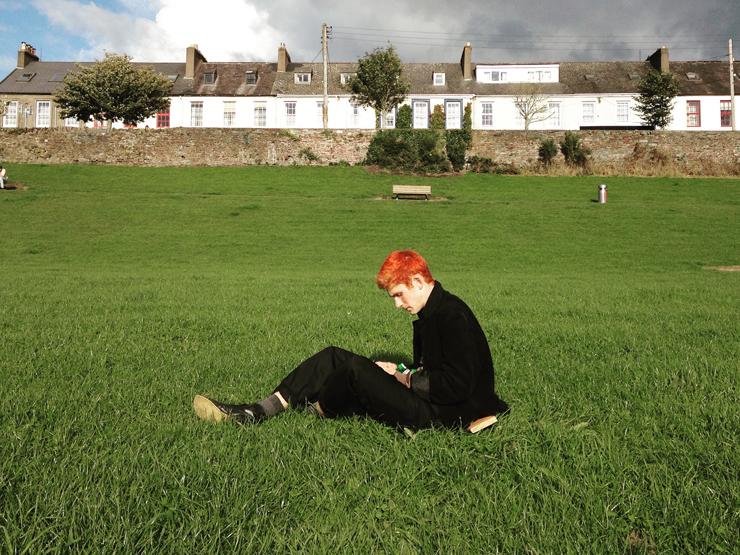 Fionn O'Shea.