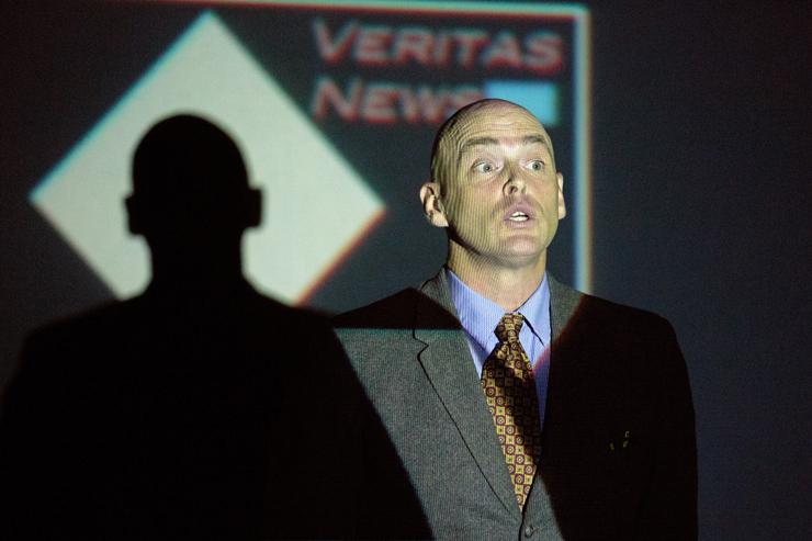 Neil David Seibel Normal Giant Fringe Festival.