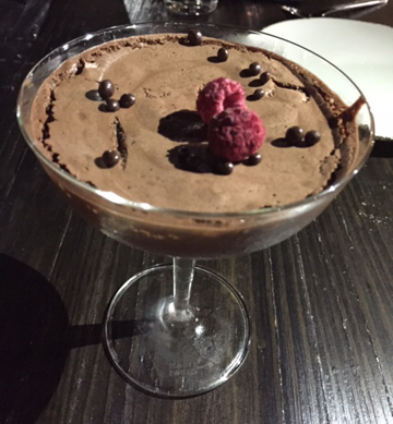 Impossible Mousse.
