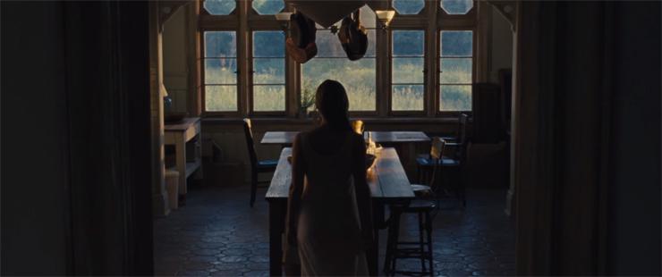 Jennifer Lawrence in Darren Aronofsky's