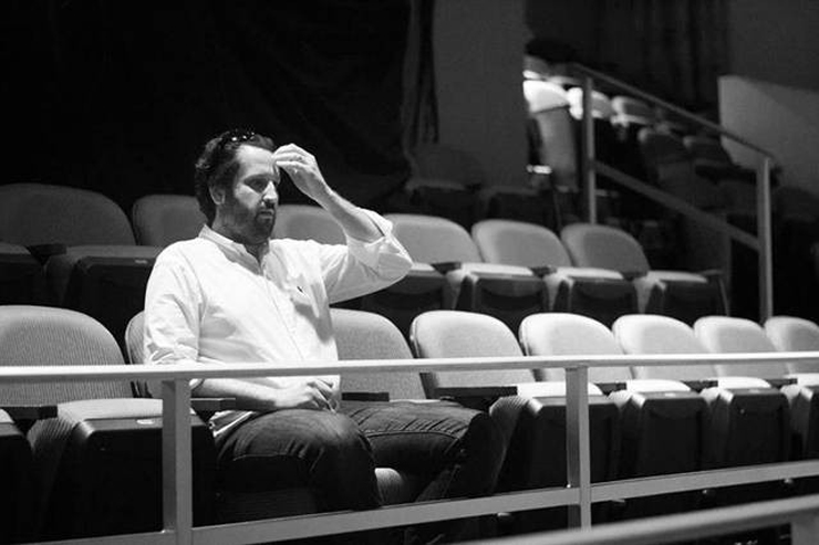 Michel Hausmann is the founder of Miami New Drama and will direct MIND's ambitious version of