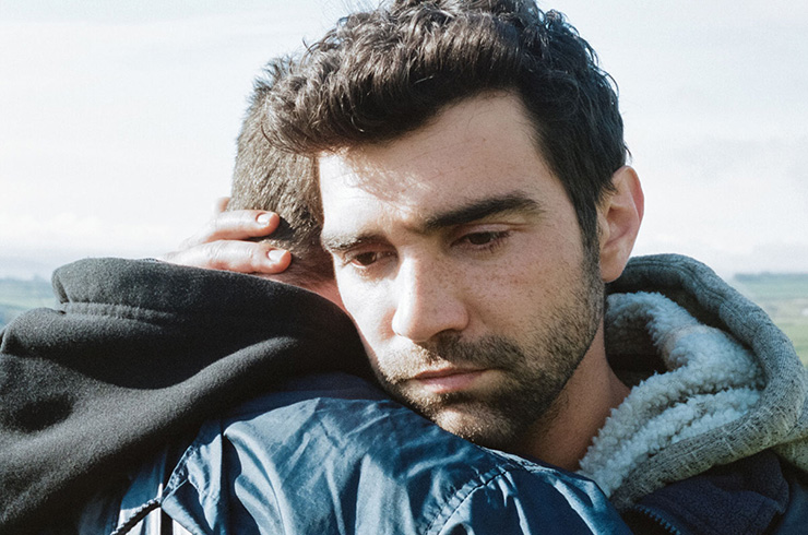 Josh O'Connor, Alec Secareanu in