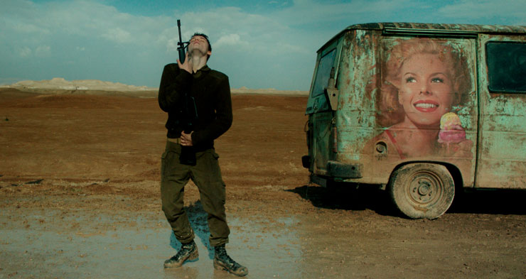 FOXTROT, courtesy of Sony Pictures Classics.
