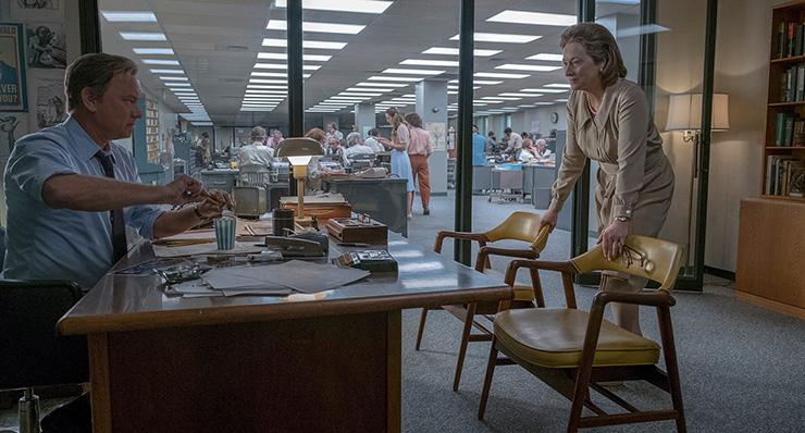 Tom Hanks, Meryl Streep in