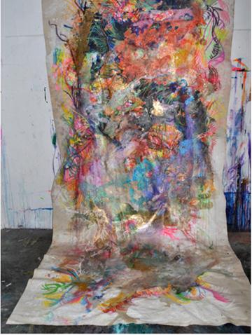 Alex Nunez - The immediacy of life, the eternity of nature