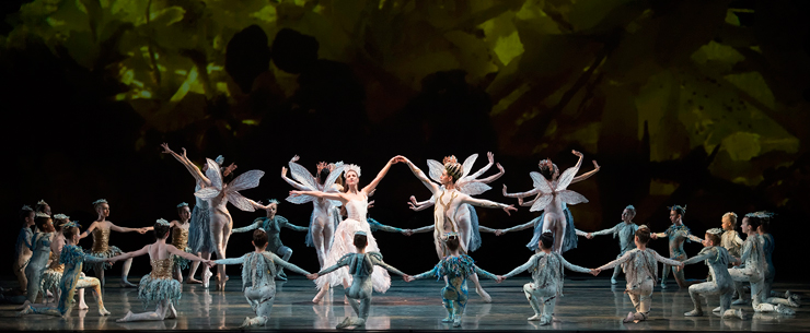 The Knight Foundation has invested millions in South Florida arts including supporting the the Miami City Ballet. (photo by Gene Schiavone)