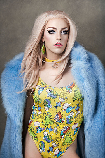 Laganja Estranja. Photo by Aaron Jay Young.