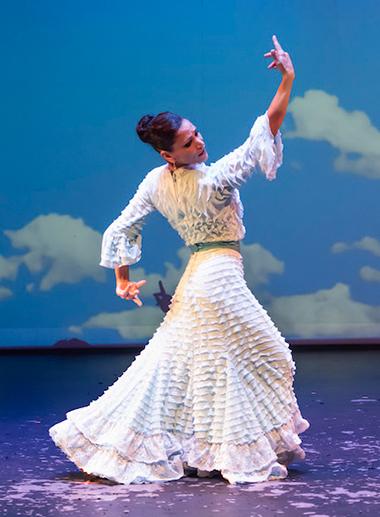 Ballet Flamenco Rosa.