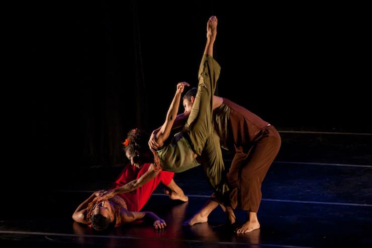 DANCE NOW Random Patters - Jenny Abreu.