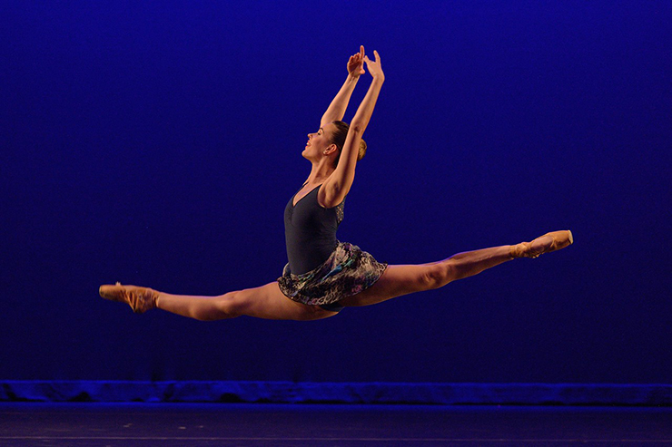 Dimensions Dance Theater of Miami, Mayrel Martinez.