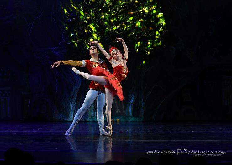 Mary Carmen Catoya and Johnny Ameida | Photo Credit: Patricia Laine Romero
