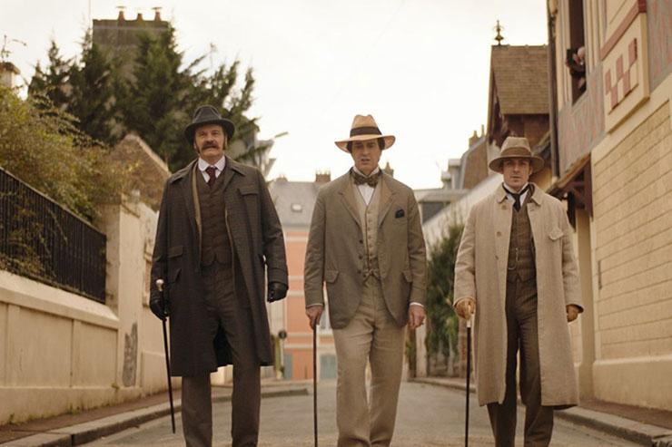 Colin Firth, Rupert Everett, Edwin Thomas
