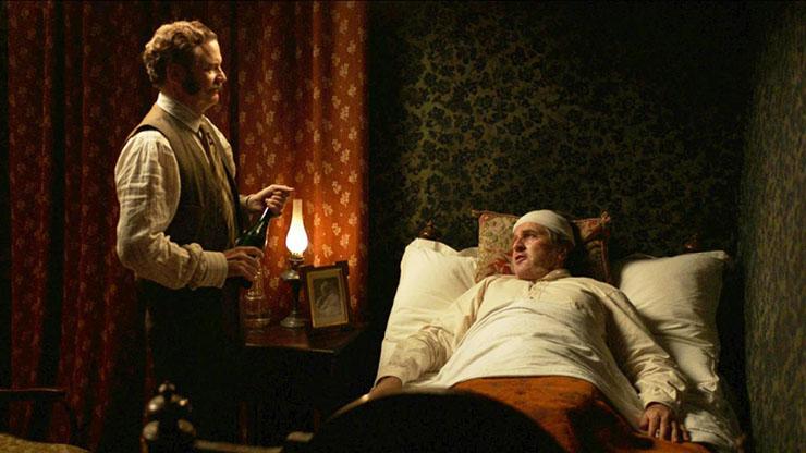 Colin Firth, Rupert Everett