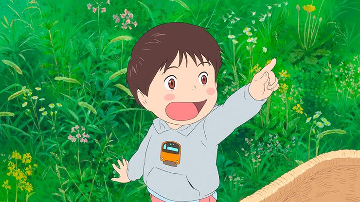 Voice of: Moka Kamishiraishi