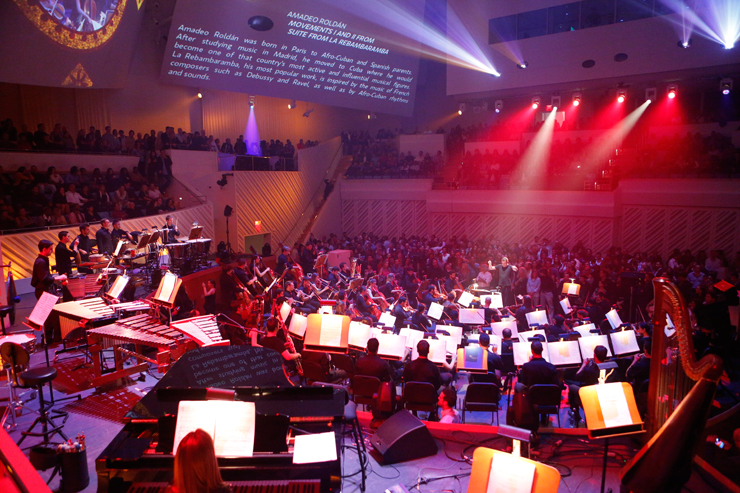 Pulse at the New World Symphony - photo credit Rui Dias-Adios.