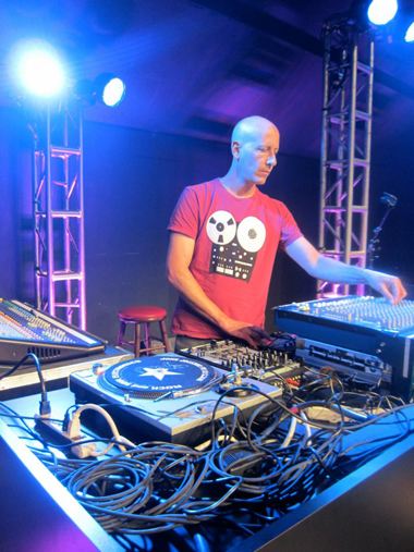 DJ Le Spam.