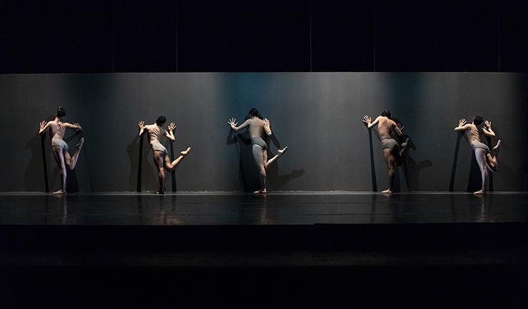 Alvin Ailey American Dance Theater in Wayne McGregor's