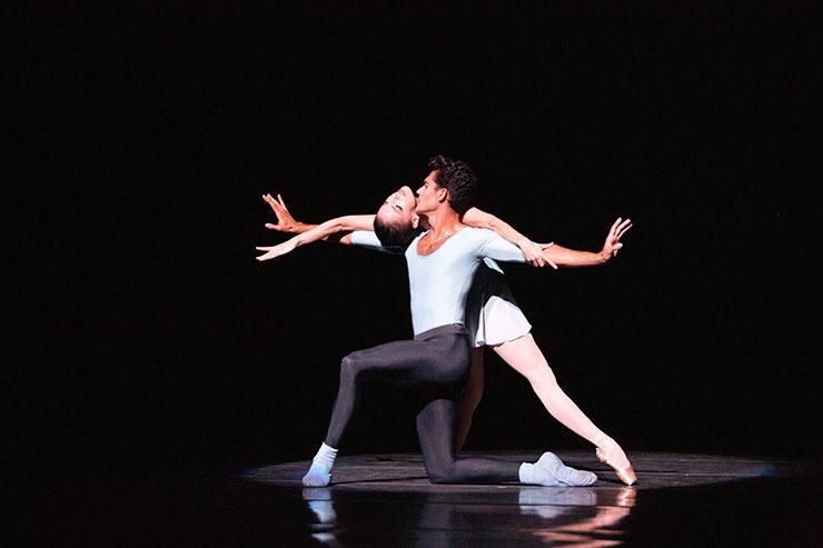 Katia Carranzo and Renan Cerdeiro. Photo by Alexander Iziliaev