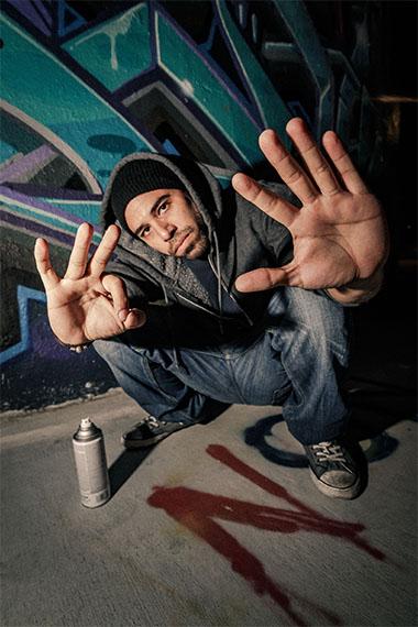 The Graffiti Artist: Rayner G. Garranchan