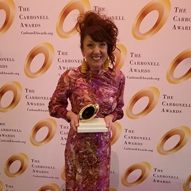 Niki Fridh won as Best Supporting Actress in a Play for
