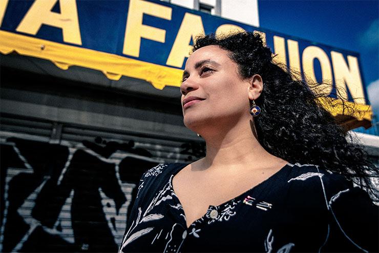The Cuban Seamstress: Angelina Lopez de Catledge
