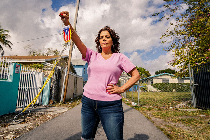 Tia Oneida( Little San Juan): Madelin Marchant