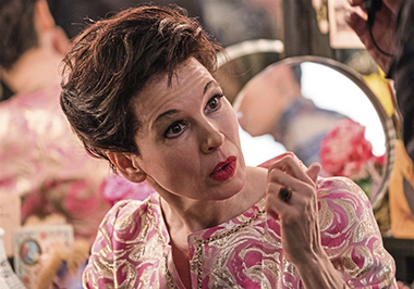 Renée Zellweger as Judy Garland in