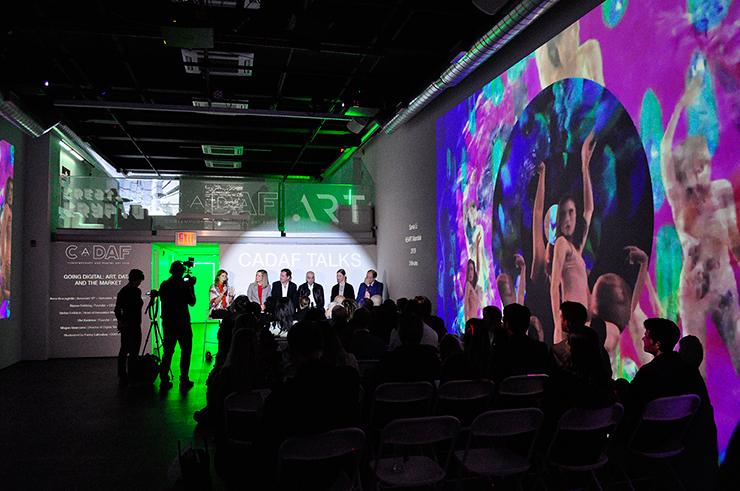 Photo: Contemporary and Digital Art Fair (CADAF)