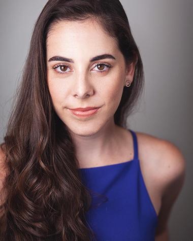 Actress Erynn Chapman