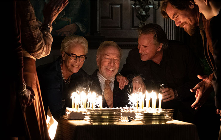 Jamie Lee Curtis, Christopher Plummer, Don Johnson, Michael Shannon