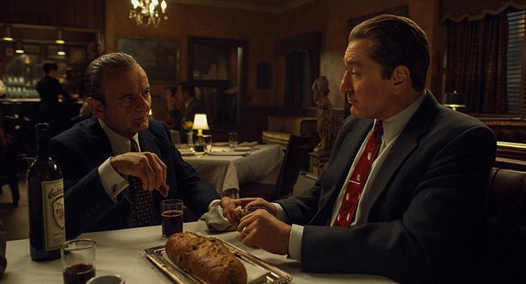 Joe Pesci, Robert De Niro