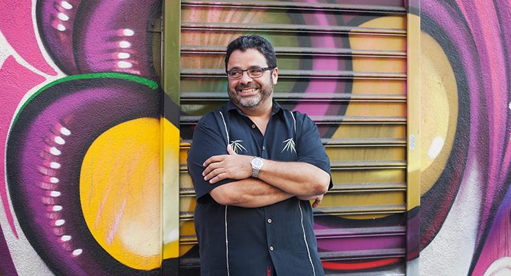 Arturo O'Farrill (Photo by: Laura Diliberto)
