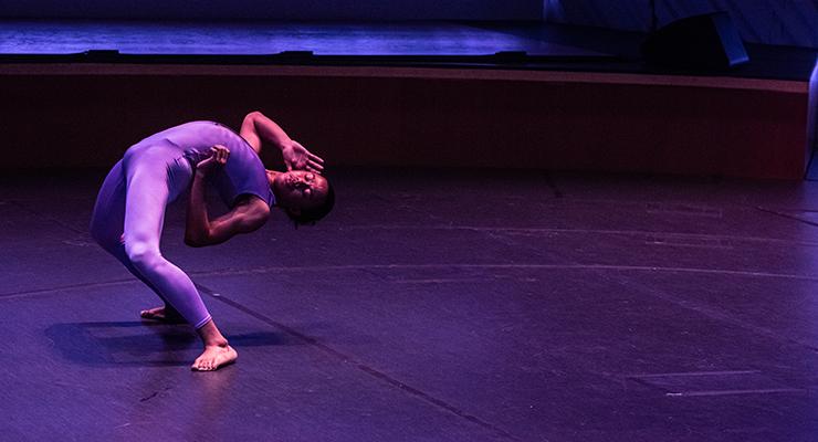 2020 YoungArts Winner in Dance Nouhoum Koita | Photo by Holly Fischer