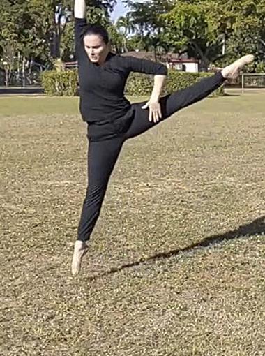 Dance Now Miami's Covid(eos) Unburden, Renee Roberts
