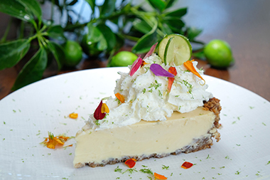 National Pie Champ Pecan Crusted Key Lime (Photo: A Fish Called Avalon)