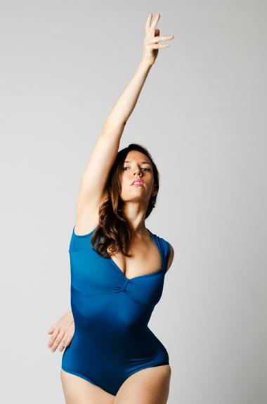 Marissa Alma Nick, founder and choreographer of Alma Dance Theater, Miami.