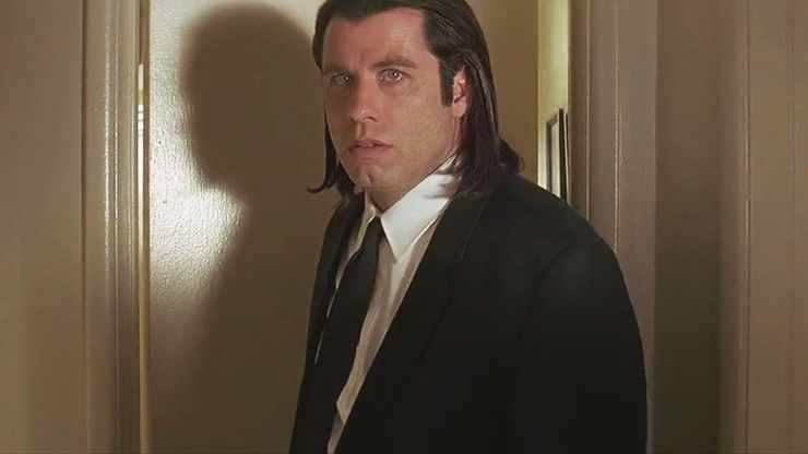 John Travolta in