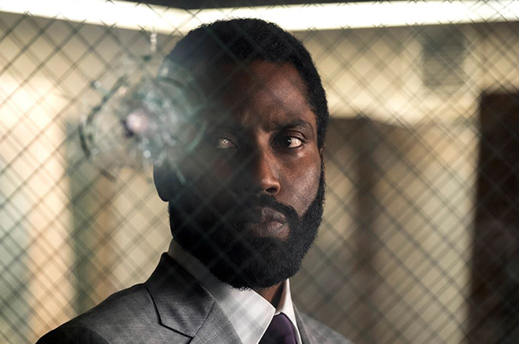 John David Washington, the son of Denzel Washington, plays The Protagonist in the Christopher Nolan's